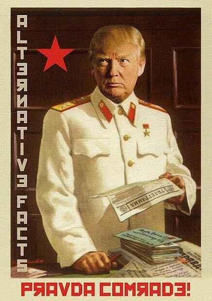 Comrade-trump-alternative-facts2
