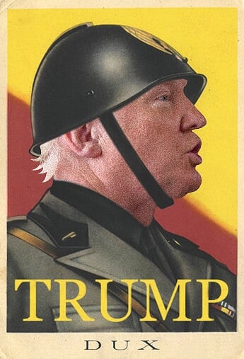 Trump_trumpolini_dux-downwithtyranny1-2